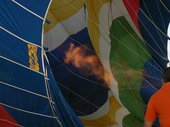 Cómo montarse en globo y no morir en el intento | Sobrevolar Sevilla es un deporte de riesgo ceslava 1