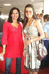 Geetanjali and Geeta Basra (jamanfilms) Tags: cinema celebrity film festival actress bollywood actor awards iifa jaman indiancinema moviedownload geetabasra jamancom