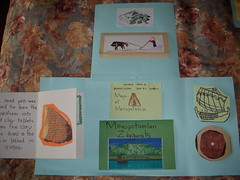 flap up, side book open (jimmiehomeschoolmom) Tags: lapbook ancientmesopotamia