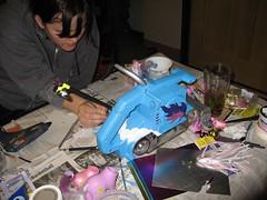 Power Tool Races 022 (theloneconspirator) Tags: racer powertool killerponies apocapony