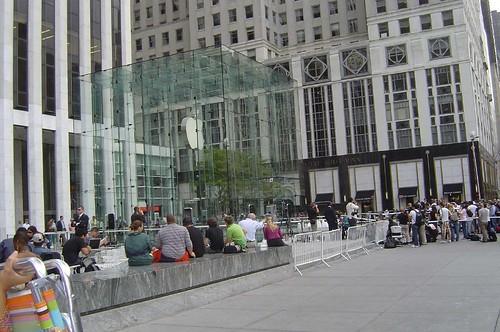 iPhone-Verkaufsstart