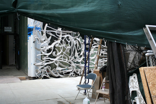 40 Bond's graffiti gates