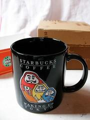 Starbucks's 10TH Mug by Japan