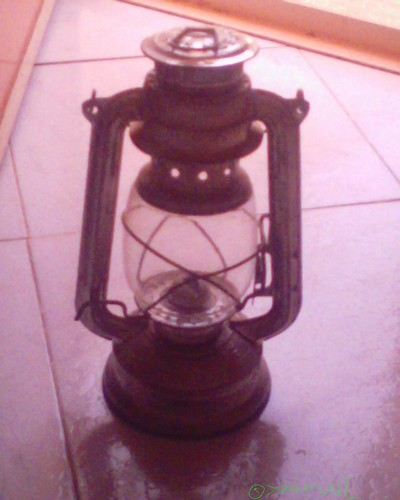 Lampe قنديل