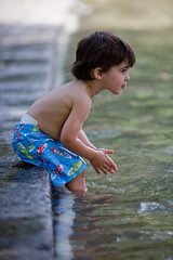 Pensive at the Frog Pond (jetrotz) Tags: favorite boston sam screensaver frogpond bostoncommon publicgardens ourkids