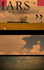 life on mars (medialunadegrasa) Tags: life mars david bowie tipografia juancarlos