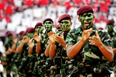National Day (wazari) Tags: army was photo group parade your malaysia putrajaya congratulations independenceday seen merdeka commando nationalday wowed 10faves anawesomeshot superaplus aplusphoto superbmasterpiece wowiekazowie diamondclassphotographer flickrdiamond superhearts ysplix wazari
