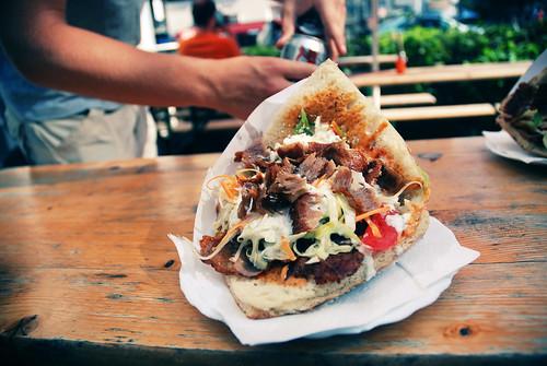 Donner kebab by Alex Kehr on Flickr