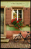 haus zum Bolz 1460 (Oleksandr Telesniuk) Tags: door old flowers house classic window topf25 bike topv111 germany deutschland topv555 topv333 searchthebest alt colorfull fenster postcard rad topv999 topv444 haus topv222 excellent topv777 freiburg topv666 333v3f 222v2f 444v4f 111v1f aplusphoto excapture