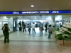 Picture of Hammersmith Station