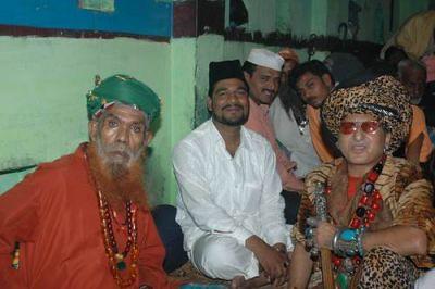 Rafaee Peer  of Ajmer Char Yaar