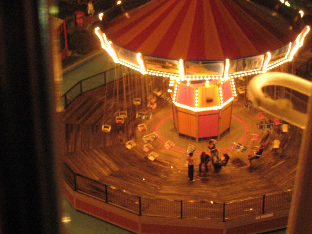 Carousel, Navy Pier Chicago