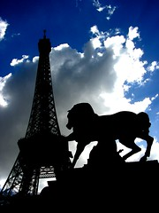 Pont d'Ina (MrGallagher) Tags: morning horse paris statue french toureiffel ina