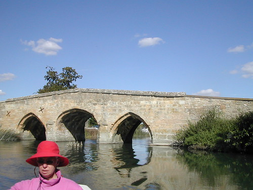 Radcot Old Bridge