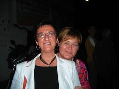 Festa della sangria 2007 - Venerd 29_06_07 - Luisa e la sua amica (festadellasangria Casenuove) Tags: italia festa sangria marche 2007 turing ancona raduni osimo casenuove
