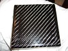 Carbon Fiber 5x5 Canvas