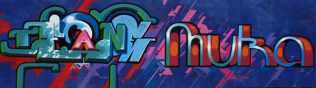 Teaone Muka Ms Amass Tags Graffiti Type Muka Alsager Teaone