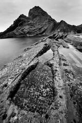 Zumaiako itsaslabarra (jonlp) Tags: sea nature landscape natura shore flysch euskalherriabasquecountry itsasertza paisajea