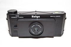 Holga 120WPC (Rolf F.) Tags: camera 120 film analog mediumformat toy holga wide pinhole plastic format analogue ultra cameraporn wpc pinholga 6x12 f135 03mm holga120wpc 120wpc
