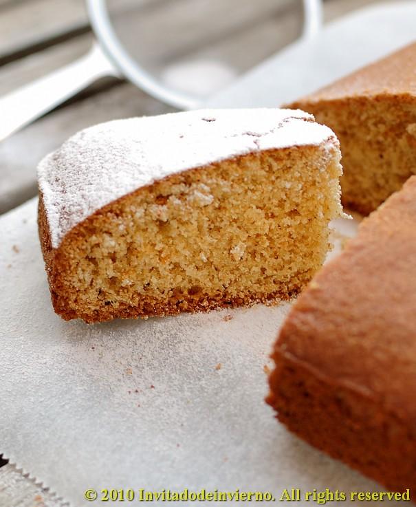 Tigernut cake 3
