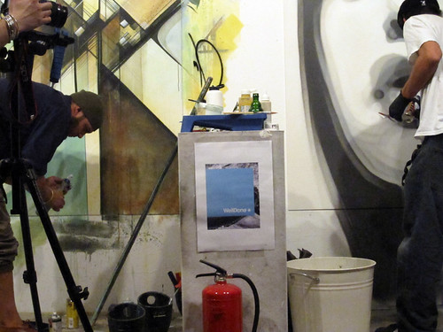 Live Painting@Project Room 2