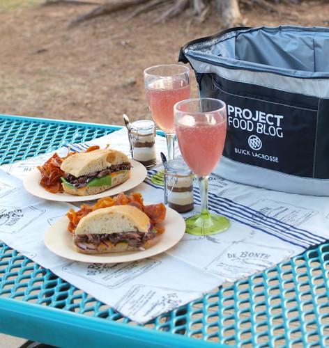 Project Food Blog - Road Trip