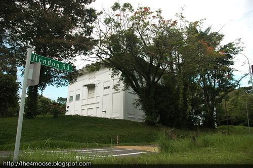 Changi - Hendon Road