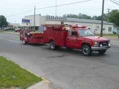 Port Sanilac 12-9 (railnut19) Tags: rescue mi port truck fire michigan chevy rig 3500 sandusky sanilac