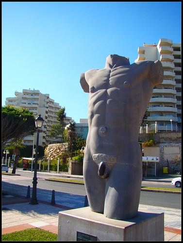 Escultura Paseo Marítimo