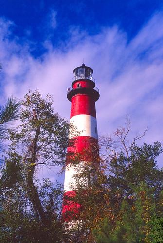 Assateague Lighthouse, Matt Shalvatis, CC
