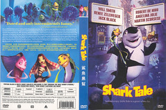 Shark Tail Bootleg DVD Cover (DWRowan) Tags: movie dvd funny box quote label review chinese cover amusing bootleg sharkstail