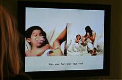 documenta 12 | Tseng Yu-Chin / Who's Listening? 5 | 2003-2004 | Fridericianum