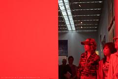 documenta 12 | watching Inigo Manglano-Ovalle | documenta-Halle