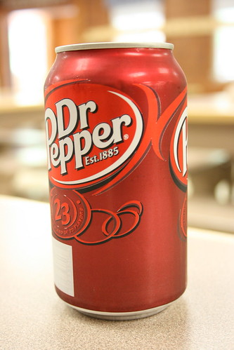 Dr Pepper (soda/pop)