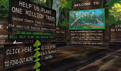 Help us Plant ONE MILLION Trees!