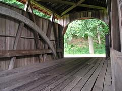 Covered bridge - by dospaz