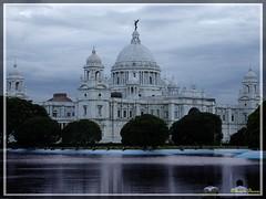 Victoria Memorial, Kolkata (Joy Forever V1.0) Tags: india kolkata bengal calcutta victoriamemorial