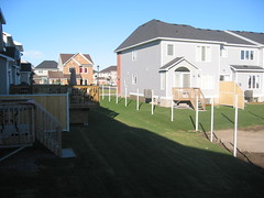 141 Branthaven from deck (rvey@rogers.com) Tags: 141 branthaven