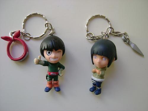 Rock Lee and Hinata *______*~~