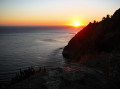 Sunset at Big Sur, California (Dany_M) Tags: california sunset sea lumix highwayone bigsur tz1 dmctz1