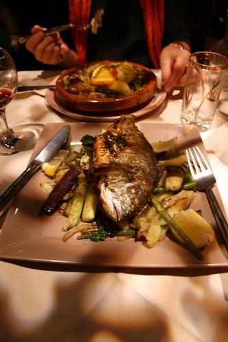morrocon dinner