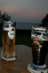 Honeymoon (julia_ho) Tags: beer germany honeymoon bier rgen