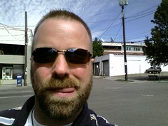 New Shades (CougPDX) Tags: sunglasses oregon portland tvstation tounge kgw