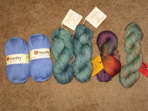 Souvenir yarn