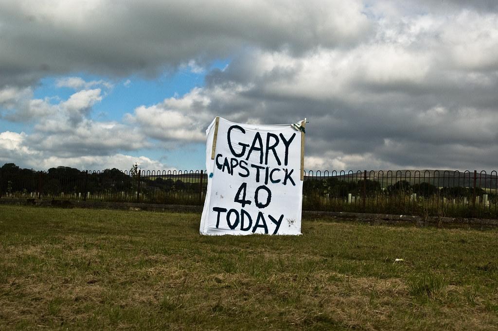 Gary Capstick