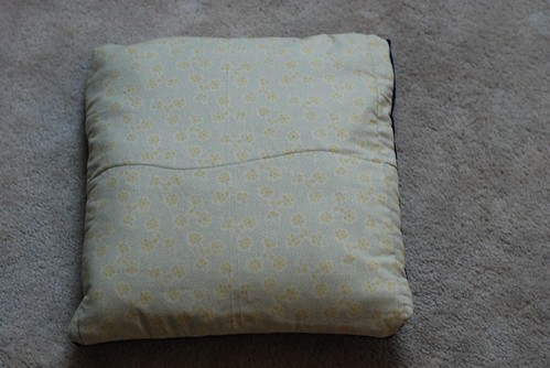Quillow pillow form
