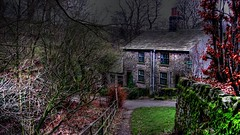 Edale Cottages (Nala Rewop) Tags: