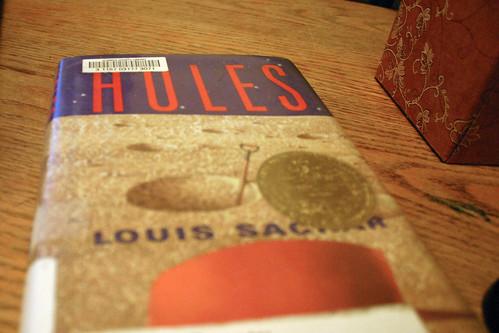 5/365: Holes
