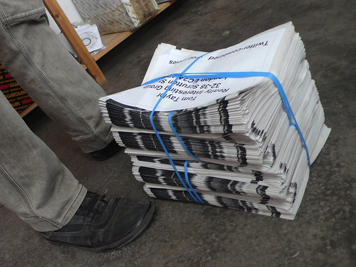 this is what 200 newspapers look like