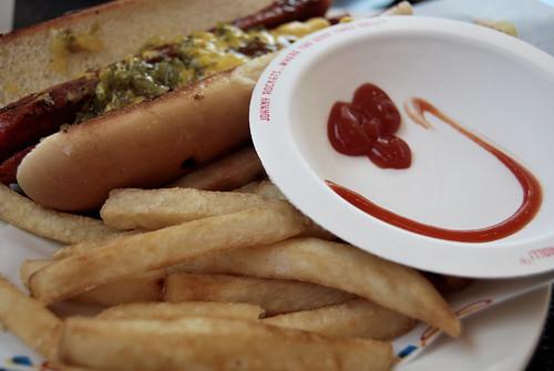 Johnny Rocket S 1 Hot Dog Mondays Valencia